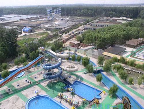 北京市城市海景水上樂園堵漏、防滲工程