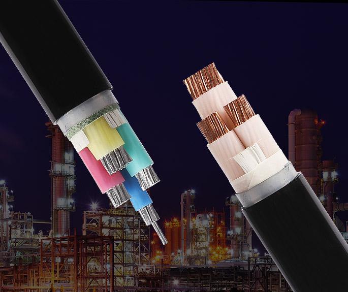 低壓電力電纜