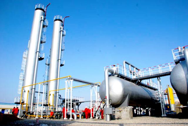 图五:长庆油田分公司阀门应用 石油行业项目