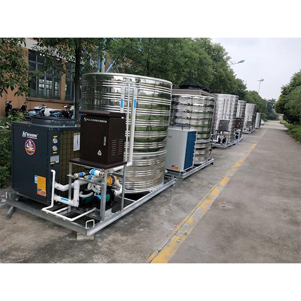 集成組合式熱泵系統