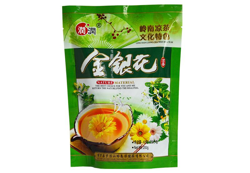 金銀花涼茶