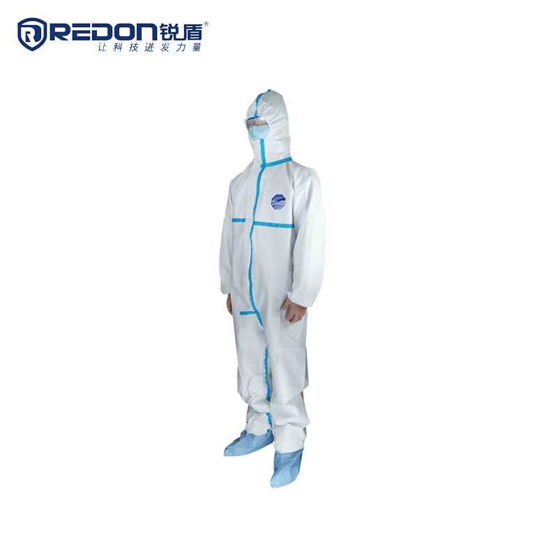 Disposable protective clothing for medical use