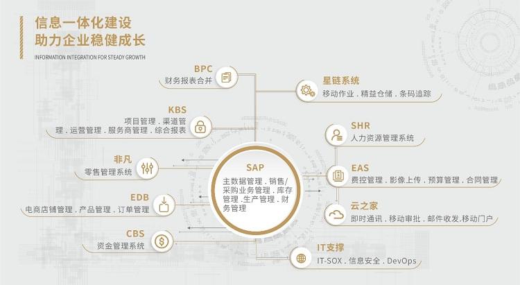 金一文化聚焦數字化轉型  供應鏈中臺支撐企業核心競爭力