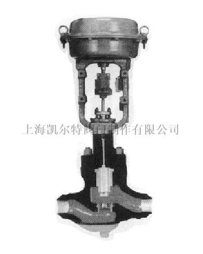HPS高壓單座調節閥