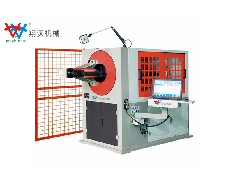 What is the debugging process and precautions of CNC wire bending machine equipment?