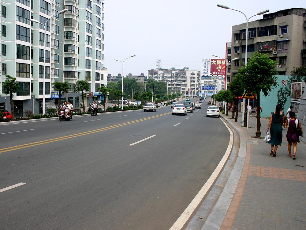 宜昌市体育场路