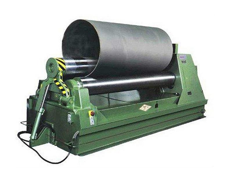 液壓三輥對稱卷板機