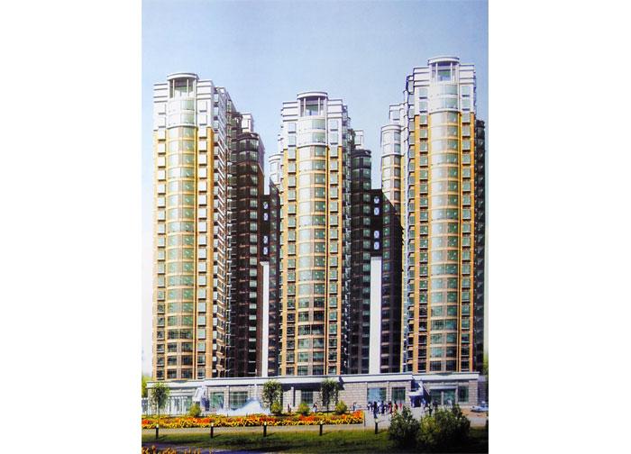 北京京贸国际公寓