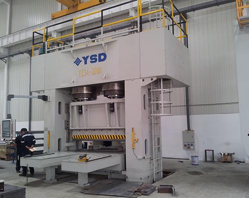 Y34系列框架壓力機