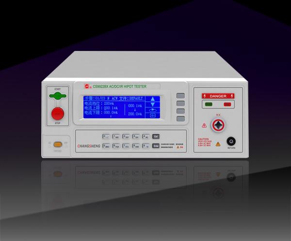 程控絕緣耐壓測試儀CS9922BX/ CS9922CX/ CS9922DX/ CS9922EX/ CS9922FX