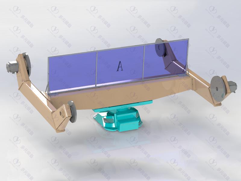 三軸W型變位機