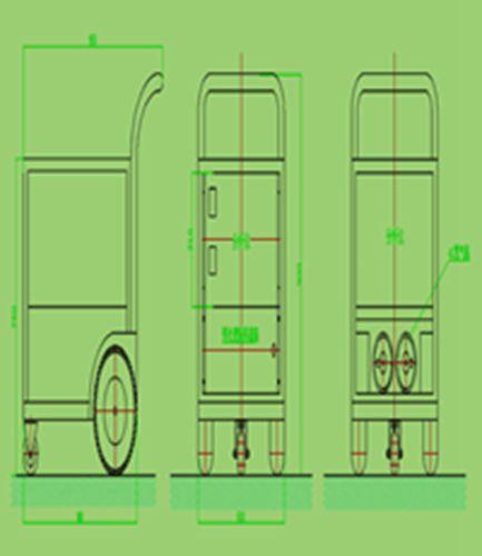 TR-9300Y固廢垃圾焚燒移動式煙氣檢測儀