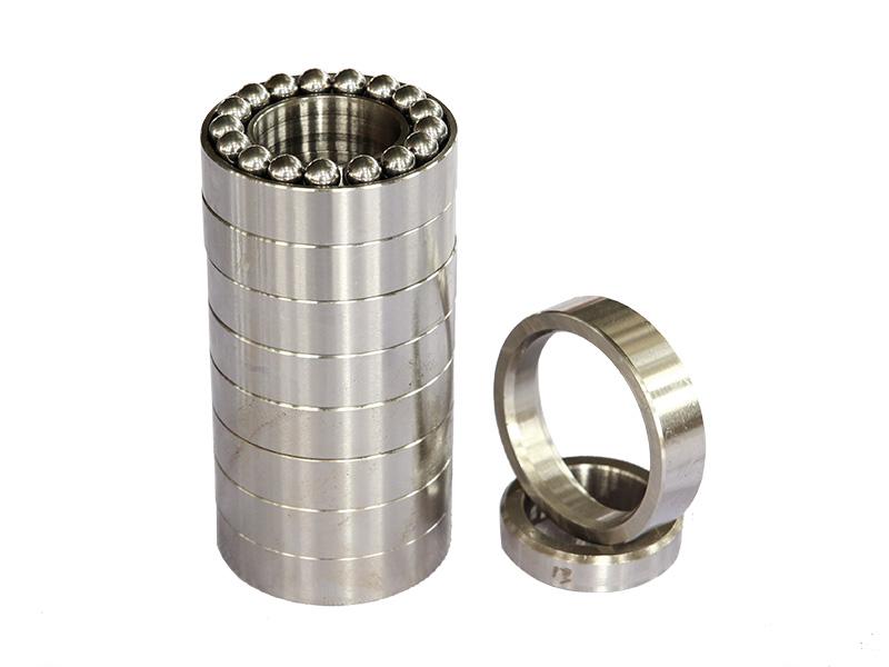Thrust stack bearing