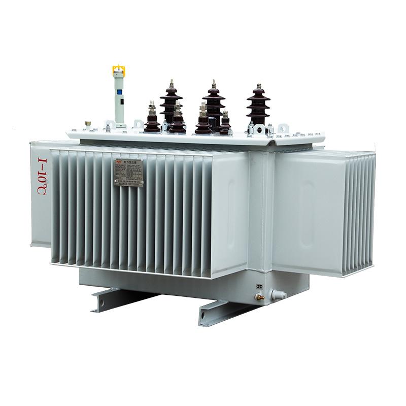 10kV级S13型三相双绕组无励磁调压配电变压器