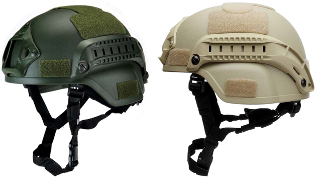 MICH advanced Aramid ballistic helmet army helmet