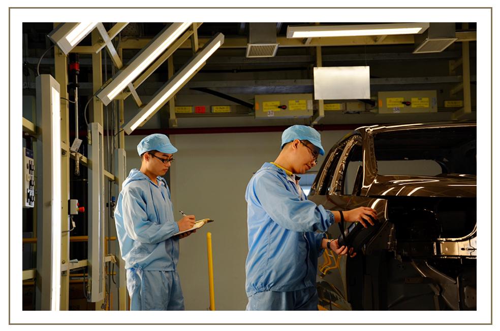 ■ 公司駐外技術服務實力雄厚