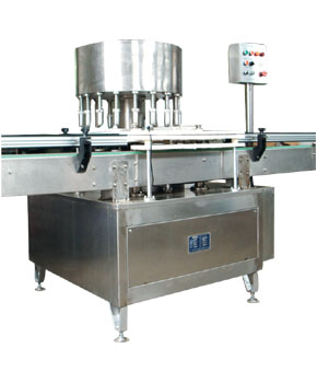 Fl250-1000 type automatic rotary liquid filler