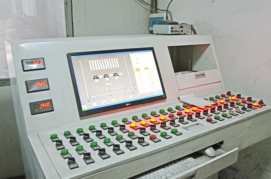 自動化中控室