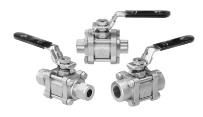 SS – BG series general ball valve