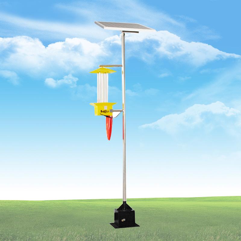 佳多PS-15VI-1頻振式太陽能殺蟲燈