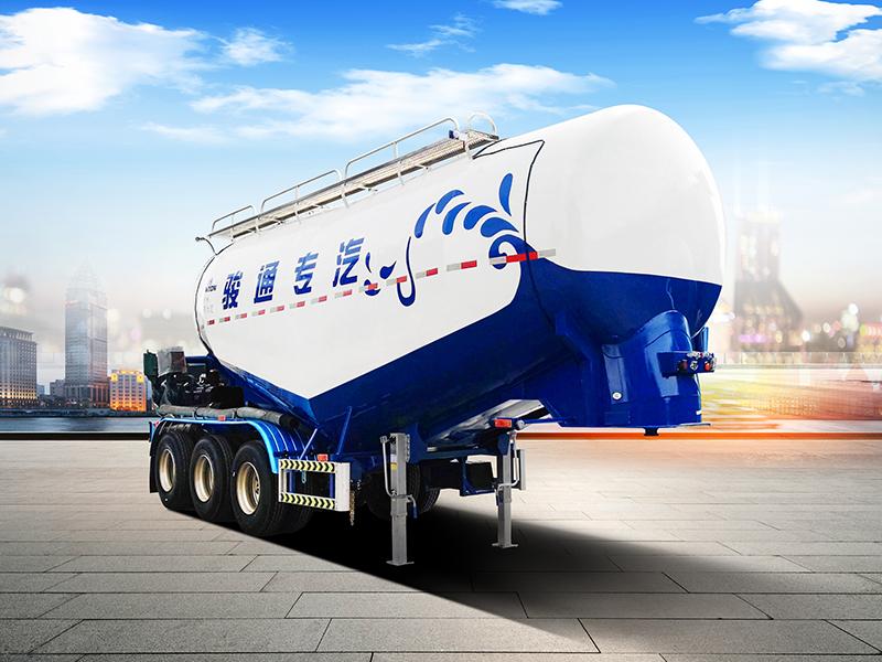 罐车-轻型粉粒物料运输车