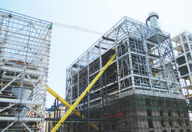 中储粮油脂(唐山)有限公司机电设备安装