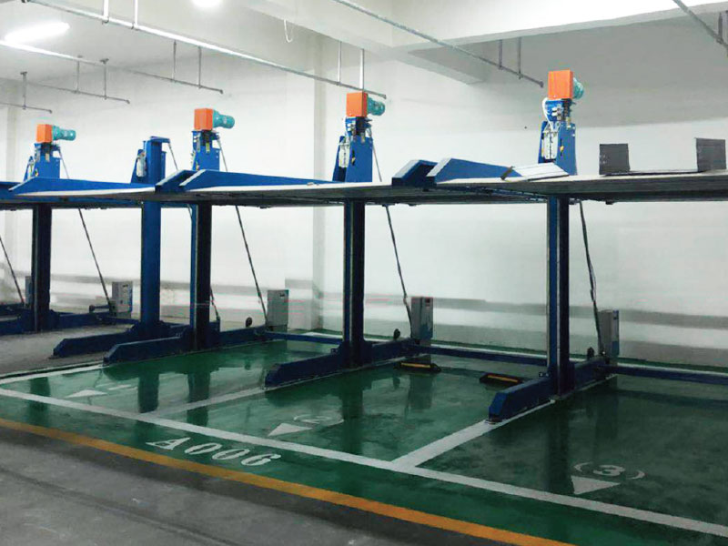 Home Parking Master (motor chain flat cluster machine)