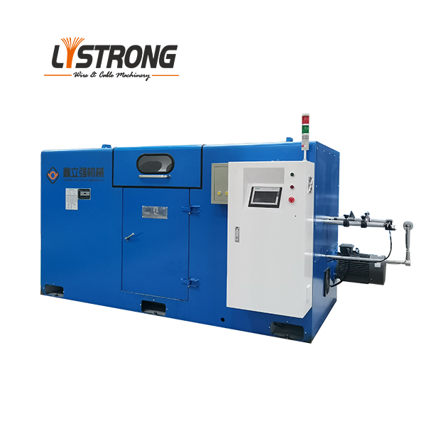 650P Double Twist Bunching Machine