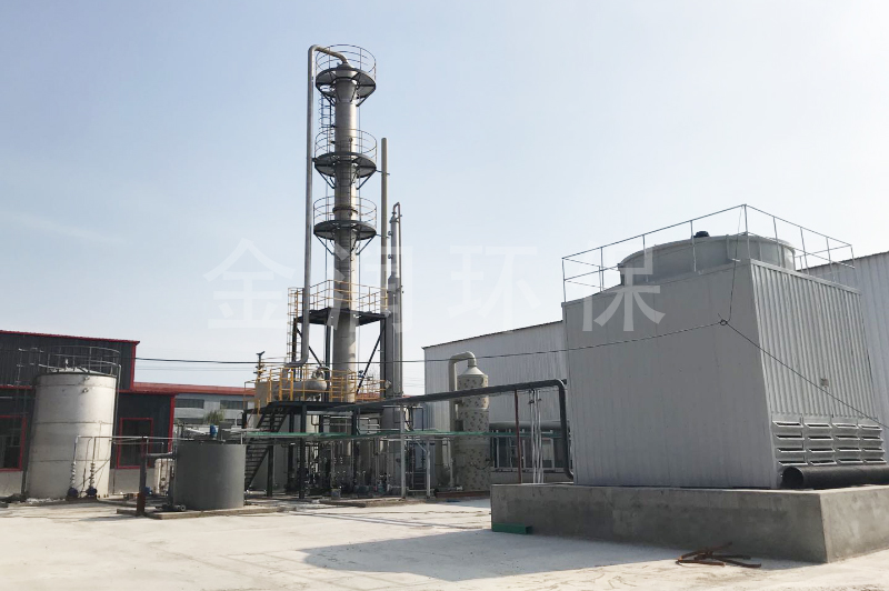 Denitrification and desulfurization industry —— Shahe Safety Industry