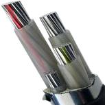 9、钢带铠装铝芯聚乙烯绝缘低烟无卤阻燃护套电力电缆
