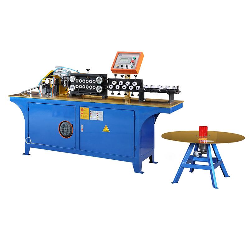 PSC系列CNC數控全自動調直切斷機