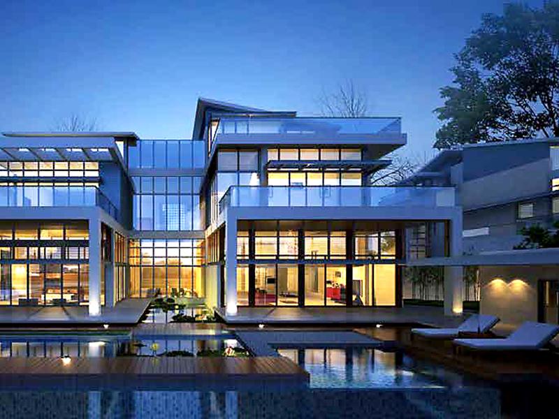 常见的建筑玻璃
