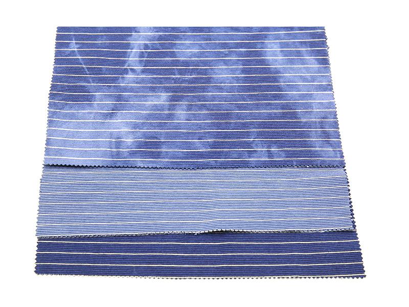 WFSC41833T-151 靛蓝彩条双面健康布