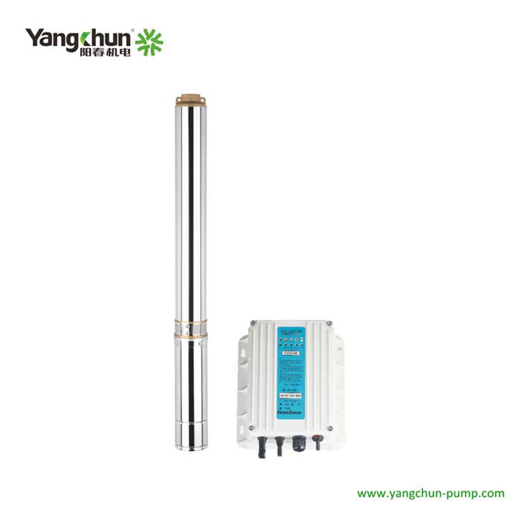 3TY太陽能深井潛水泵