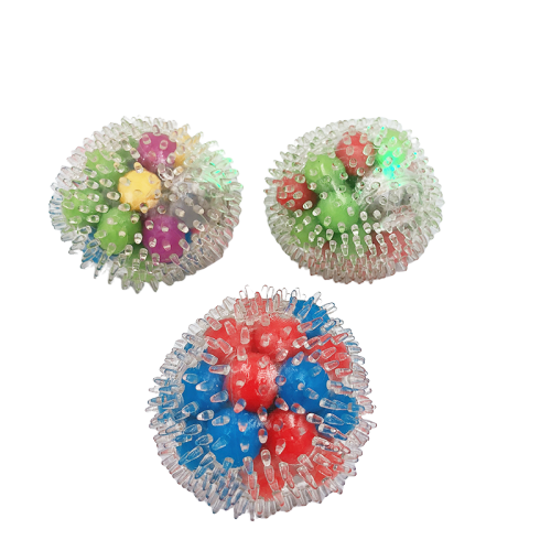 flashing beads ball