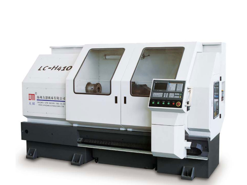 Flat bed CNC lathe LC-H410/560/660