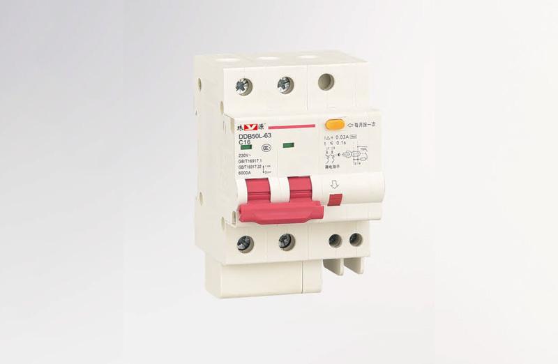 DDB50L-63漏电断路器