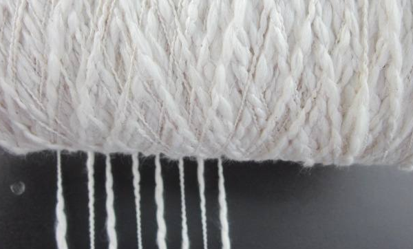 About the fineness index of the yarn