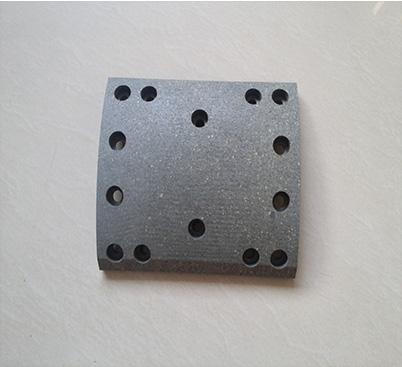 Automotive drum brake pads