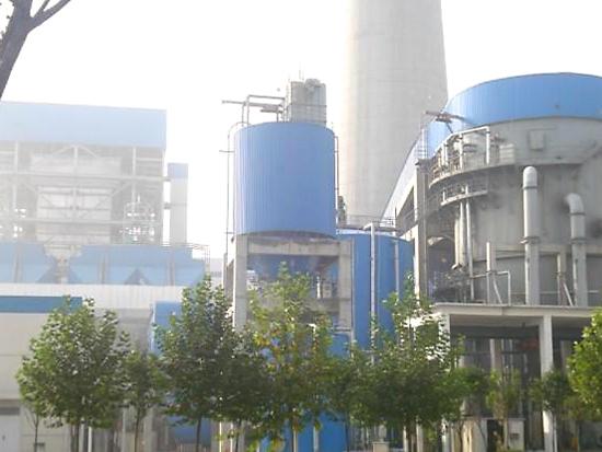 河南裕東電廠超低排放系統