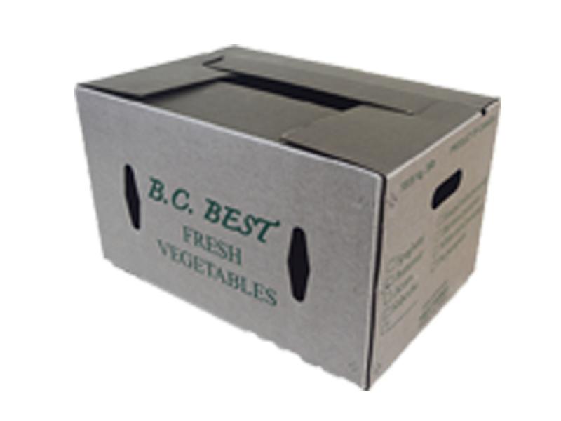 蔬菜涂蜡纸箱