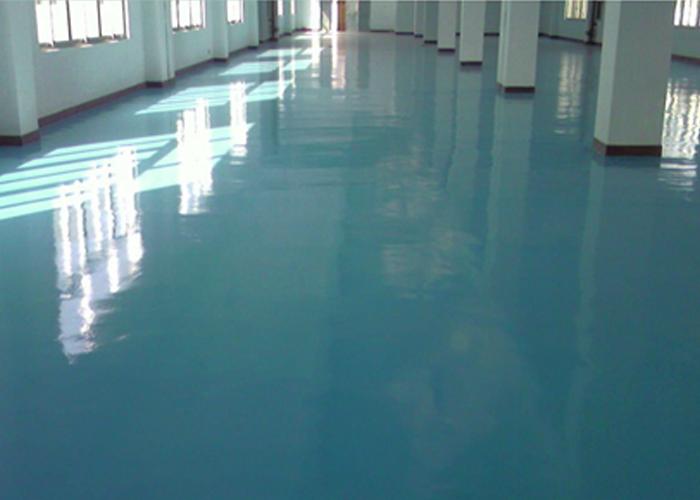 環氧樹脂自流地坪系統