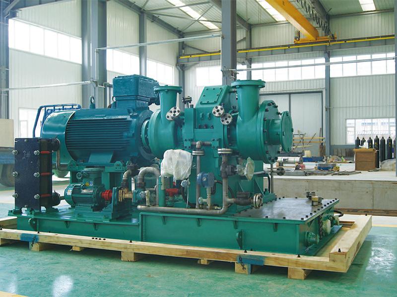 VH-型離心式氯氣壓縮機