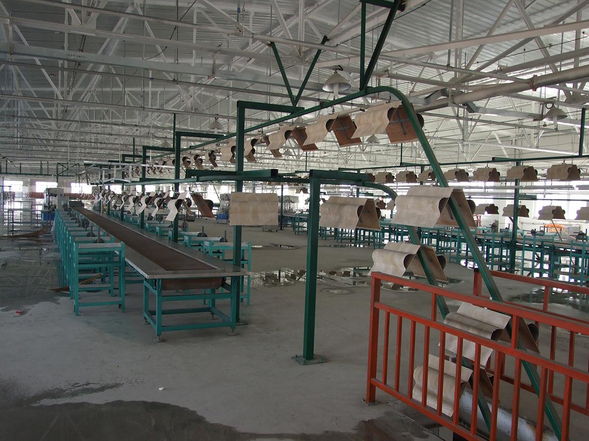 橡膠制品生產線