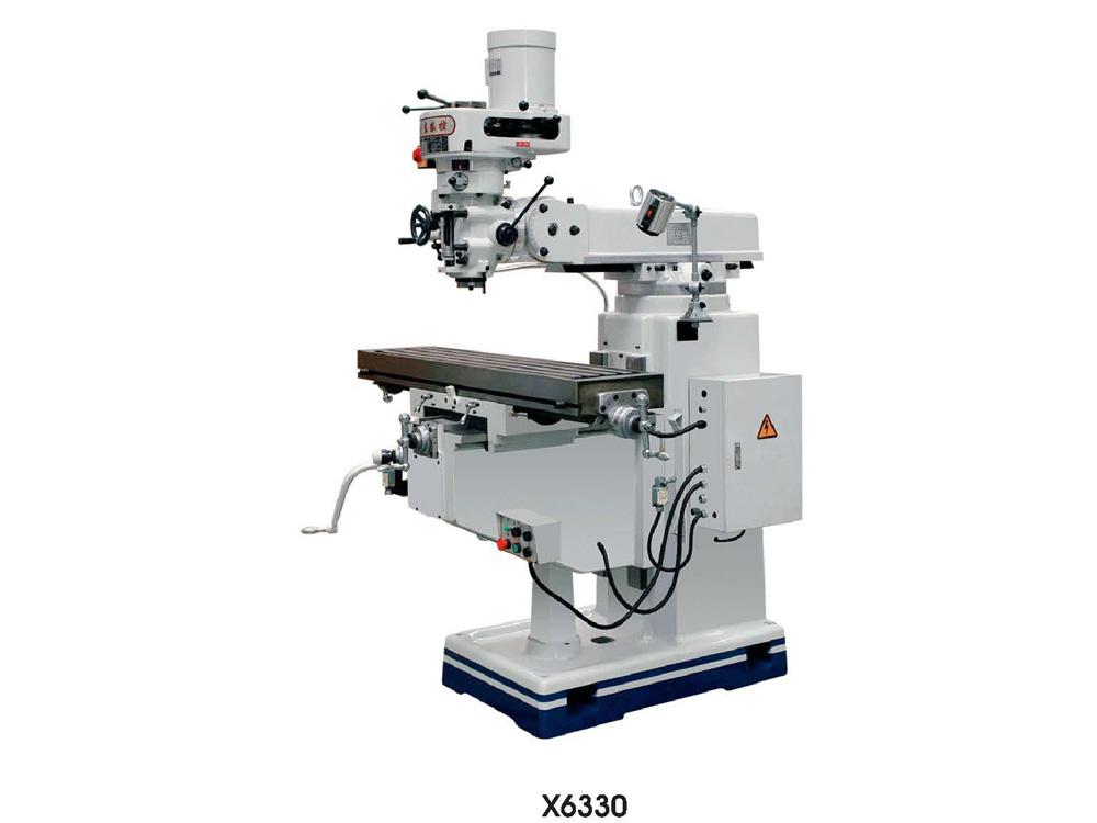 X6330 X6330A萬能搖臂銑床
