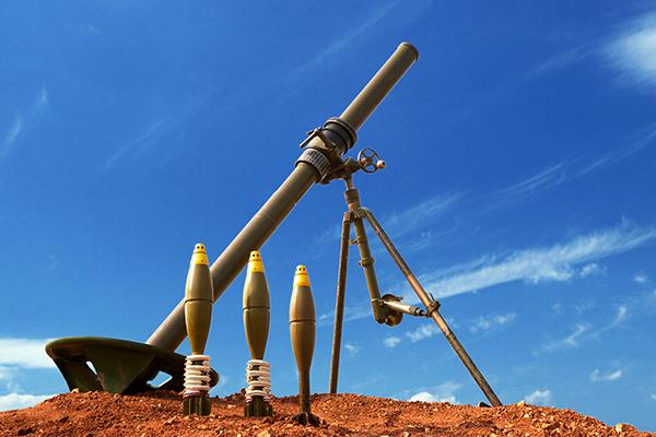 迫擊炮系統