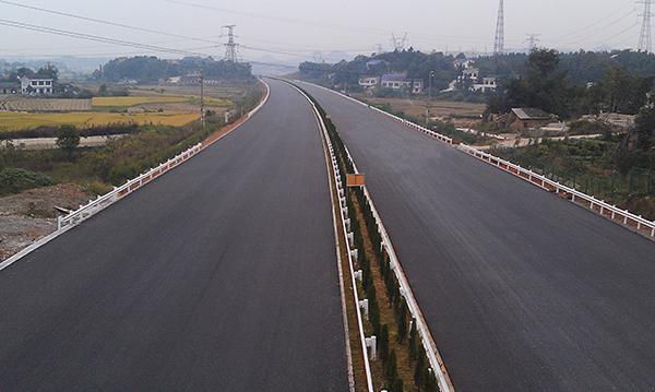 湖南长湘高速路面28标