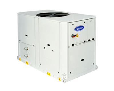 Aquasnap Puron Air cooled scroll chiller/heat pump