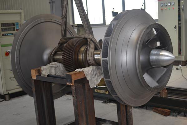 多軸齒式壓縮機組(一)