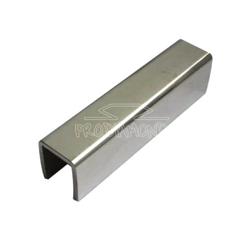 Stainless steel U Top Handrail